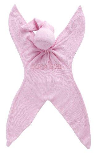 Sheer Pink Berry (Cuskiboo 100% Bamboo Baby Comforter (Pinkee boo))