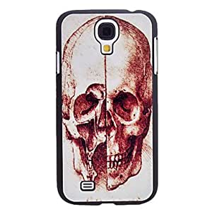 ZCL Cool Skull Pattern Durable Hard Case for Samsung Galaxy S4 I9500