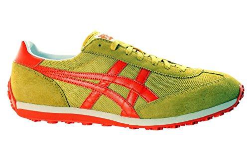 Asics , Chaussures multisports d'extérieur pour homme multicolore Jaune/Orange