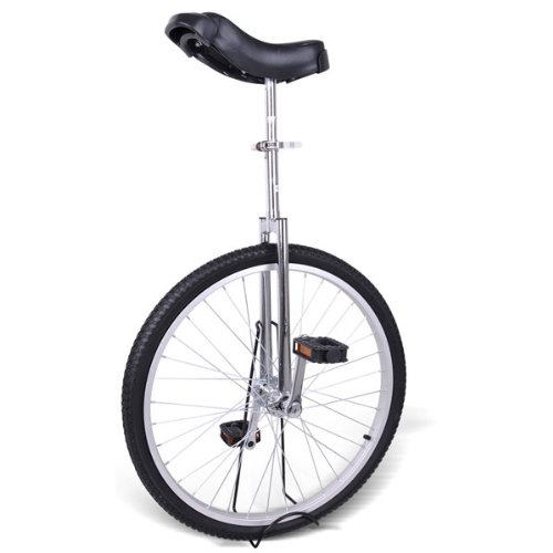 """24"""" Multicolored Professional Top Quality Wheel Unicycle"""