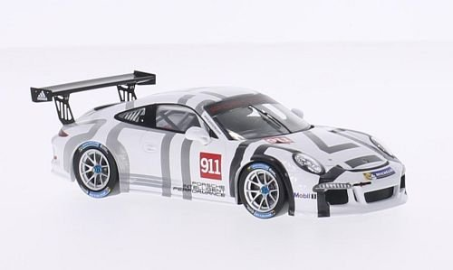 Porsche 911 (991) GT3 Cup, No.911, Model Car, Ready-made, I-Spark 1:43 (Porsche Cup Gt3)