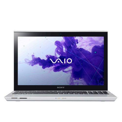 "Sony 15.5"" VAIO Fit Touchscreen Ultrabook Laptop 750GB