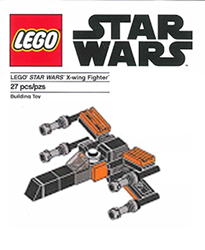 Amazon Constructibles Poes X Wing Mini Model Lego Parts