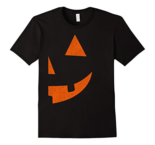 Mens Jack O Lantern T-shirt Jackolantern Couple Halloween Costume XL (Cute Couple Costumes For Halloween)