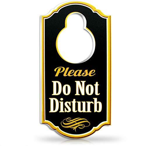 Motel for Hotel Please Do Not Disturb//Make Up Room Door Hanger Inn Pack of 100 3.5 x 8.5