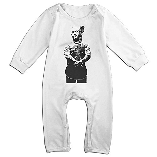 [KIDDOS Baby Infant Romper Sinner Long Sleeve Jumpsuit Costume,White 6 M] (Cyberchase Costumes)