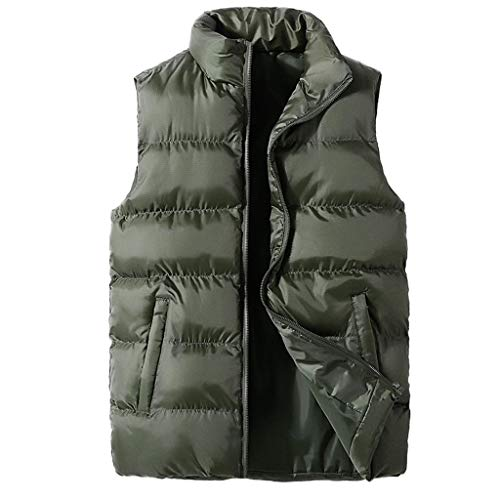 Price comparison product image Men's Vest, Men's Cotton Warm Thick Vest Jacket, Waistcoat for Men(4XL