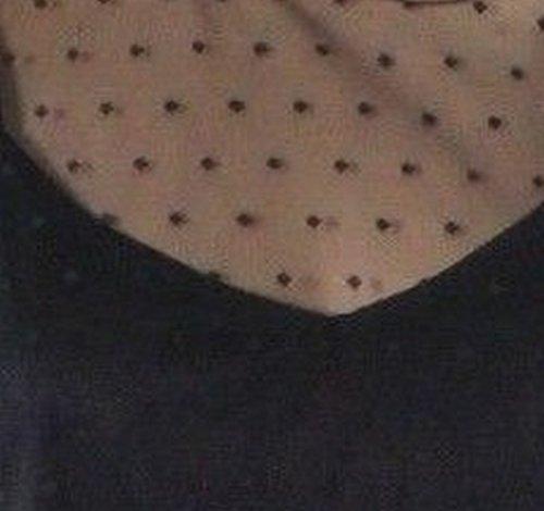 Alexia Polka Admor Shift Mesh Women's Dress Black Dot gq86wPrg