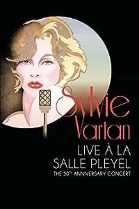 Sylvie Vartan : Live à la salle Pleyel : The 50th anniversary Concert [Italia] [DVD]