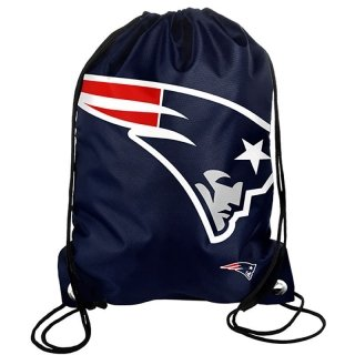 Forever Collectibles NFL New England Patriots Drawstring Backpack