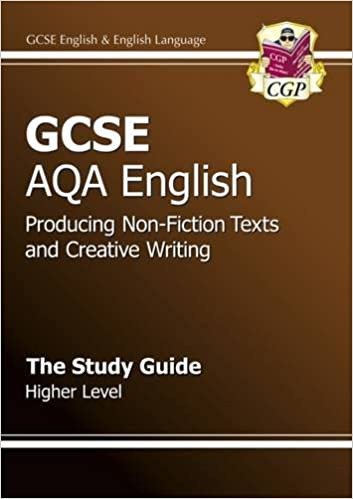 english and creative writing degree