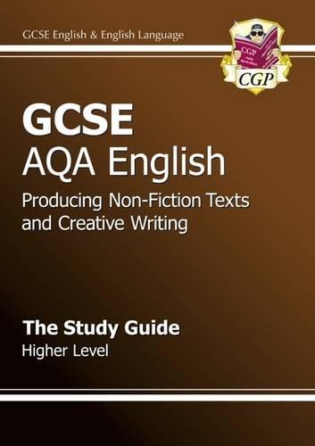 aqa creative writing