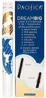 product image for Pacifica Dream Big Lash Extending 7 in 1 Black Magic Macara - 0.25 fl oz Black