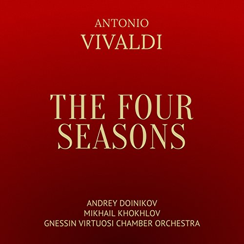 The Four Seasons (Le Quattro Stagioni), Op. 8 - Concerto No. 4 for Violin and Strings in F Minor,