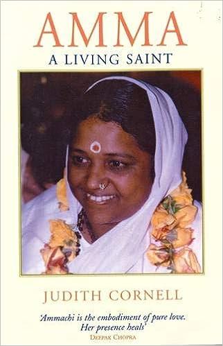 Amma : A Living Saint: Judith Cornell: 9780749921576: Amazon com: Books