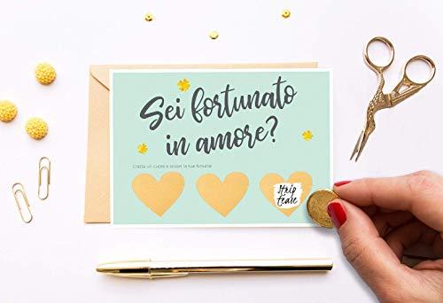 Regalo Anniversario Matrimonio Lui.Biglietto San Valentino Per Lui Uomo Originale Regalo Di