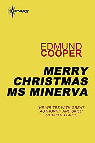 book cover of Merry Christmas, Ms Minerva