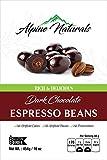 Alpine Naturals Dark Chocolate Espresso Beans, 16 Ounce