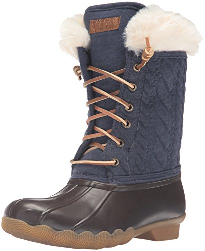 Sperry Fashion Saltwater Boot (Little Kid/Big Kid)