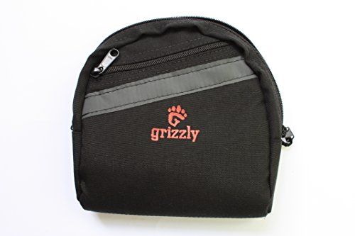 Grizzly's UTAH, Load Carrying, Super Padded Protective HUNTING/SHOOTING GEAR BAG for Waist, Utility Belts, Gear Bags. Holds Shells, Compass, Radios, Knife, Duck Calls, GPS. Protect Your Hunting (Allen Atv Gun)