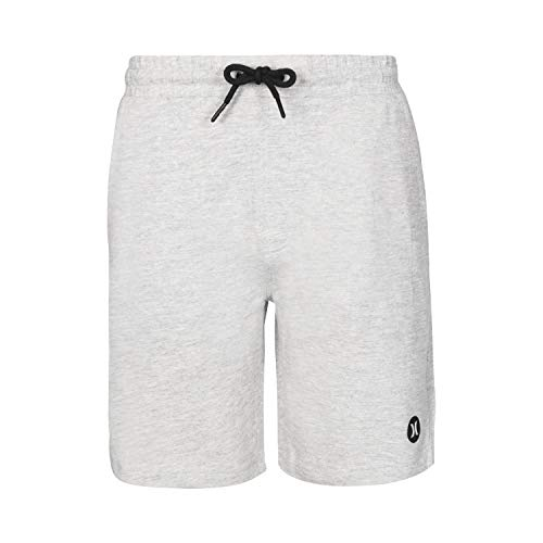Hurley Men's French Terry Lounge Shorts, Dark