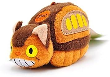 Amazon.com: cedmon mi vecino totoro Catbus (de peluche gato ...