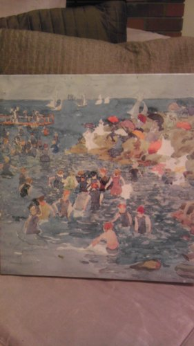 Prendergast Maurice Brazil (Bathing, Marblehead Maurice Brazil Prendergast, American (1859-1924) Fine Art Jigsaw Puzzle)