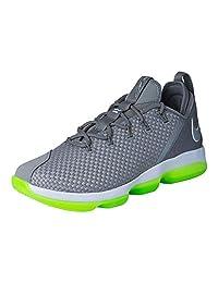 ebfb118d1f90 NIKE Men s Lebron XIV Low Basketball Shoes Dust Reflect Silver (11)