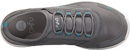 White Ryka Us Grey Divya Blue 6 B Women's FFn0wH6q