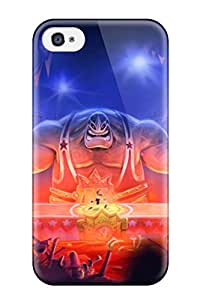 Ideal Case Cover For Iphone 4/4s(rayman Legends Game Art), Protective Stylish Case 4588412K63991095
