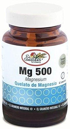 Quelato De Magnesio 300 comprimidos de El Granero Integral: Amazon.es: Salud y cuidado personal