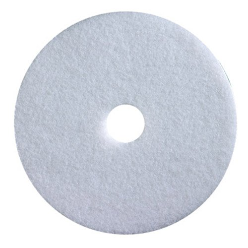 Rawlins PAD-13-WH polishing pads, 13' White (Pack of 5) 13 White (Pack of 5)