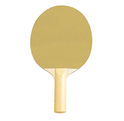 Champion Sports 5-Ply Sand Face Table Tennis Paddle