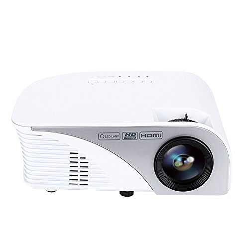 Favi G2w Led Lcd  Wvga  Mini Video Projector Kit  Includes 1 Item   Projector Only   International Version   White