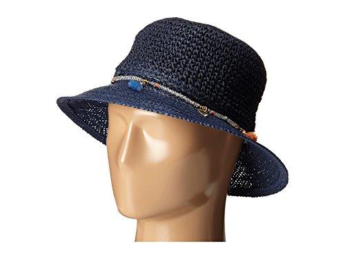 Echo Design Women's Lagoon Mid Brim Hat Deep Blue Sea Hat One Size