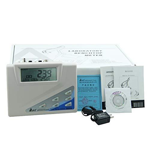 Acidity Tester Laboratory PH Tester Meter Industrial Desktop pH Meter