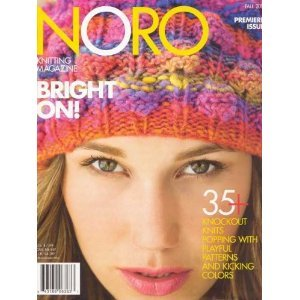 (NORO Knitting Magazine Fall 2012 Premier Edition)