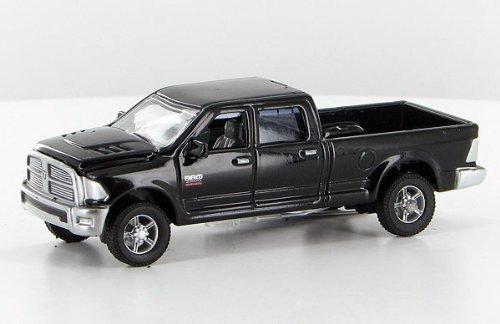 ERTL Toys 2012 Dodge Ram 2500 Pickup in Black Collect N Play Series