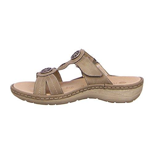 Remonte DorndorfD7667-42 - Zapatillas de casa Mujer marrón