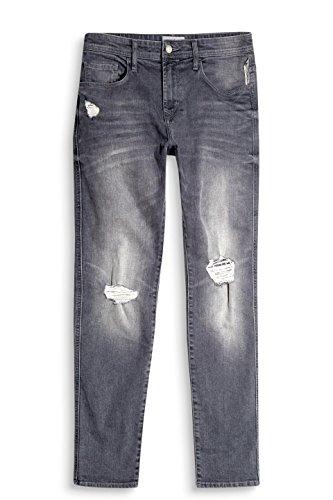 Grey Esprit Dark para Skinny Vaqueros 921 Gris Wash Hombre edc by 4Aq500