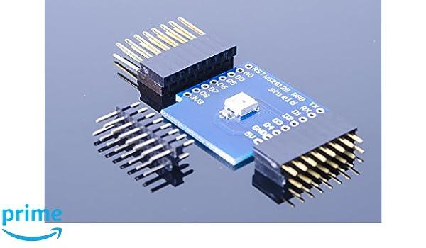 ESP8266 WS2812B RGB WeMos D1 WIFI Dev Development Kit Board NodeMCU Arduino AS