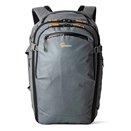 - Lowepro HighLine BP 300 AW - Weatherproof & rugged 22-liter daypack for adventurous travelers who carry modern devices into any location