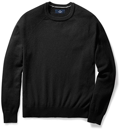 100% Cashmere Crew Sweater - 1