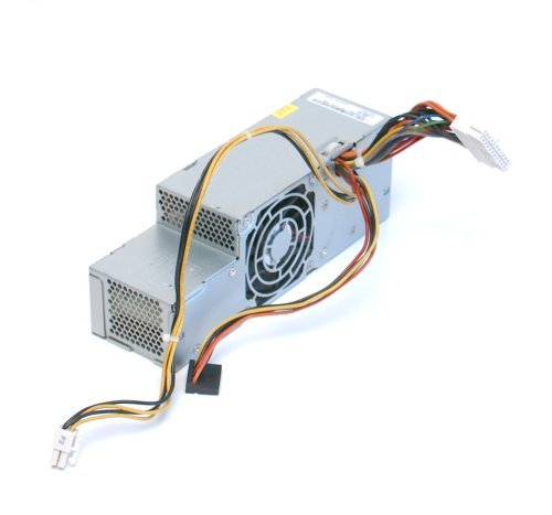 (Genuine Dell K8964 275 Watt Power Supply For Dimension 5100C, 5150C, XPS 200, Optiplex GX620 Small Form Factor (SFF), Identical Dell Part Numbers: K8964, TD570, YD080, N8373, WD861 )