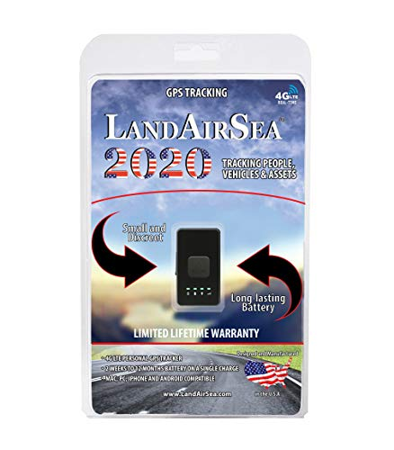 LandAirSea Real Time Personal Location Tracking product image
