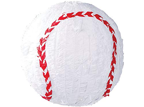 Baseball Jumbo Pinata [Contains 1 Manufacturer Retail Unit(s) Per Amazon Combined Package Sales Unit] - SKU# ()