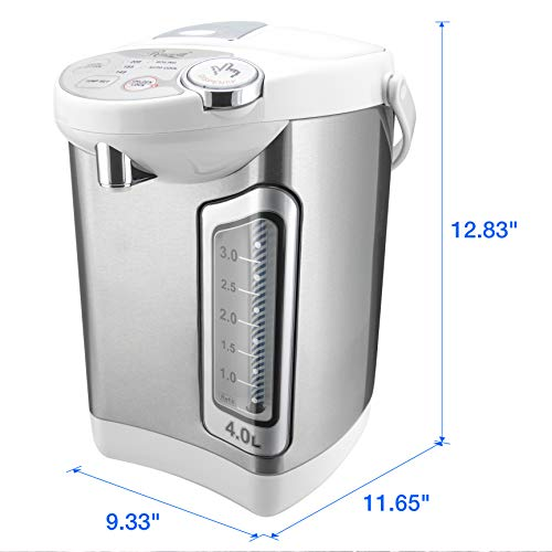 Rosewill Electric Boiler and 4.0 Liter Hot Stainless Steel R-HAP-15002
