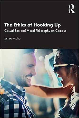Amazon.com: The Ethics of Hooking Up (9781138504615): Rocha, James ...