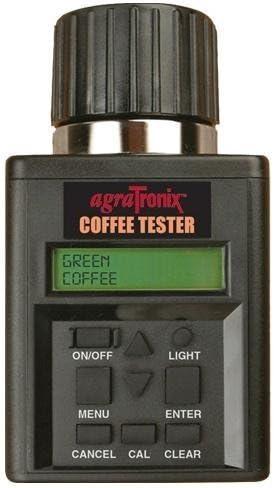Agratronix Portable Coffee Moisture Tester USA 08150 PCMT