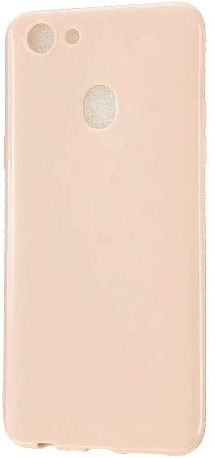 FlipBird TPU Silicone Case for Oppo A79 Silicone Gel Rubber Case Flexible Shock Absorbent Protective Phone Cover Full Body Case for Oppo A79 White